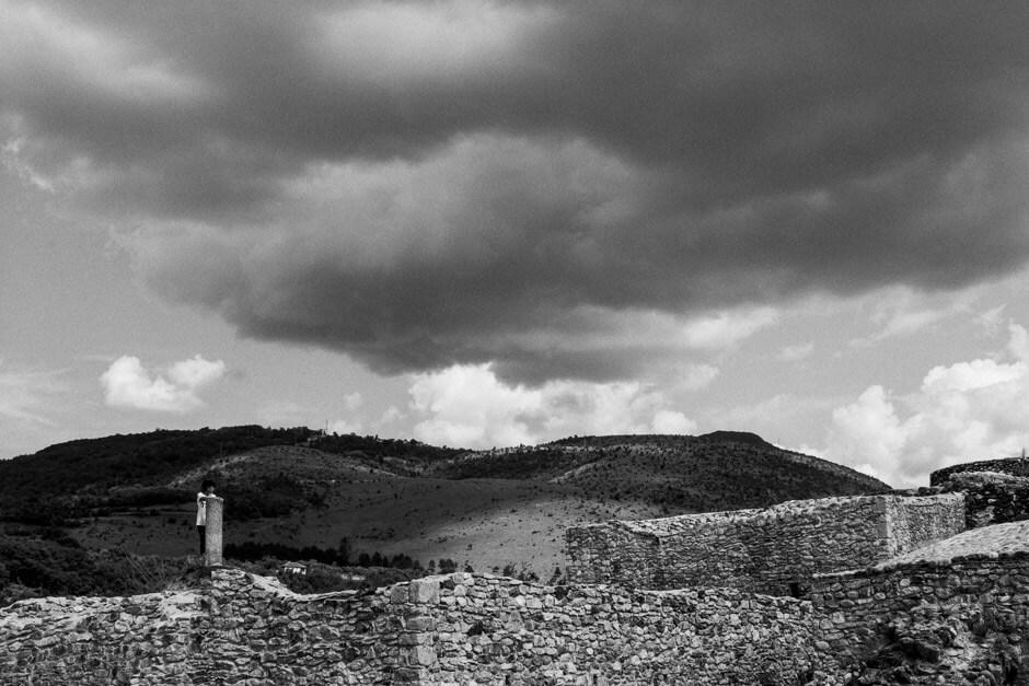Prizren Castle.