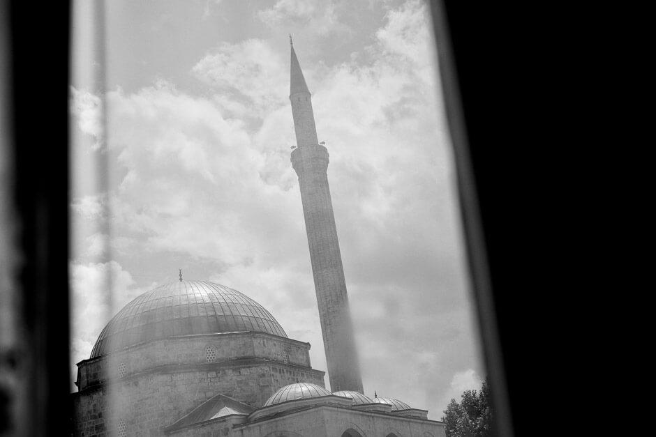 Sinan Pasha Mosque in Prizren.